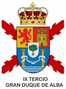 ESCUDO IX TERCIO1